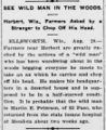 Wild Man (of the Woods, Wisconsin) - 1906-08-20 - Evening Statesman (Walla Walla, WA), p. 5.jpg