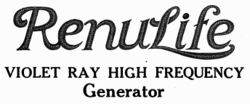 Renulife Violet Ray Health Generator (header) - PopSci (Aug 1921).jpg