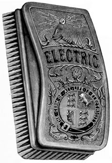 Dr Scott's Electric Flesh Brush (etch) - McKesson and Robbins Ill. Catalogue (p. 152) - 1883.jpg